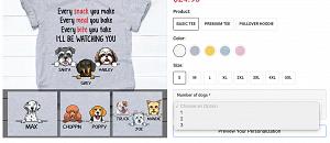 Thêm tuỳ chỉnh lựa chọn psd cho personalizer // Add custom psd options for personalizer